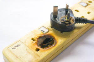 Electrical Fire