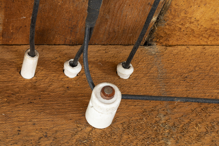 What Is and Tube Wiring and Why Is it a Safety Hazard ... And Tube Wiring Hazards on maintenance hazards, grounding hazards, plumbing hazards, furnace hazards,