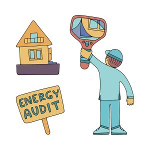 energy audit from First Choice Inspectors